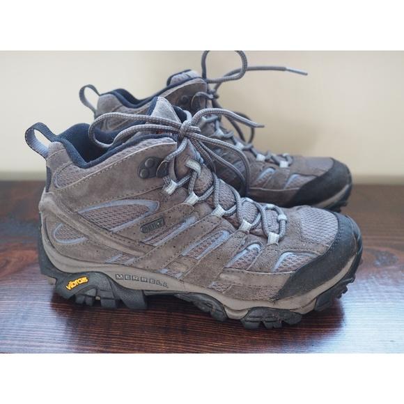 4f2f62fe285 Merrell Moab 2 Mid Waterproof Hiking boots